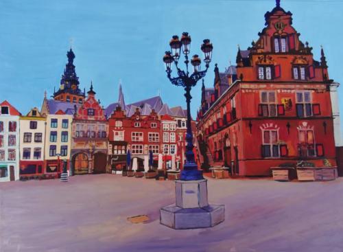 Grote Markt Nijmegen 2016